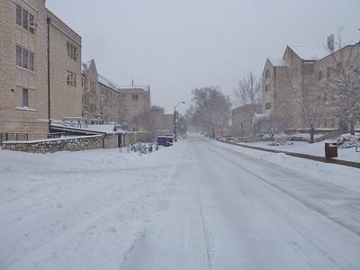 2014 February Snowstorm