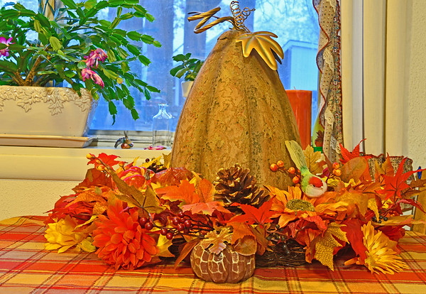 Darlene's  Kitchen Colors for Fall
