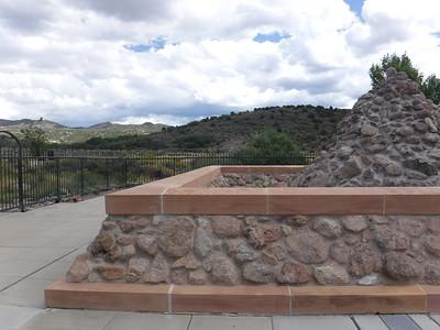 Day 8 Mountain Meadows Massacre Site UT