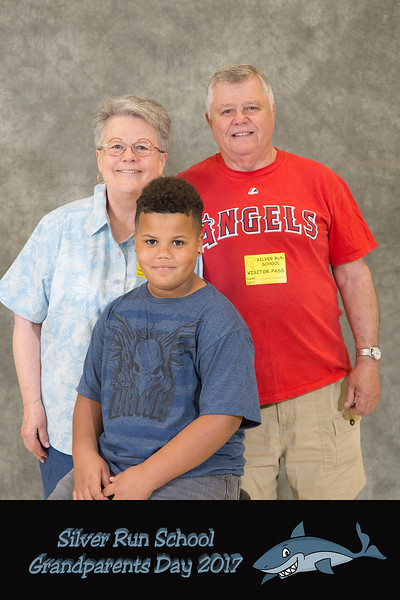 Grandparents Day Silver Run May 2017