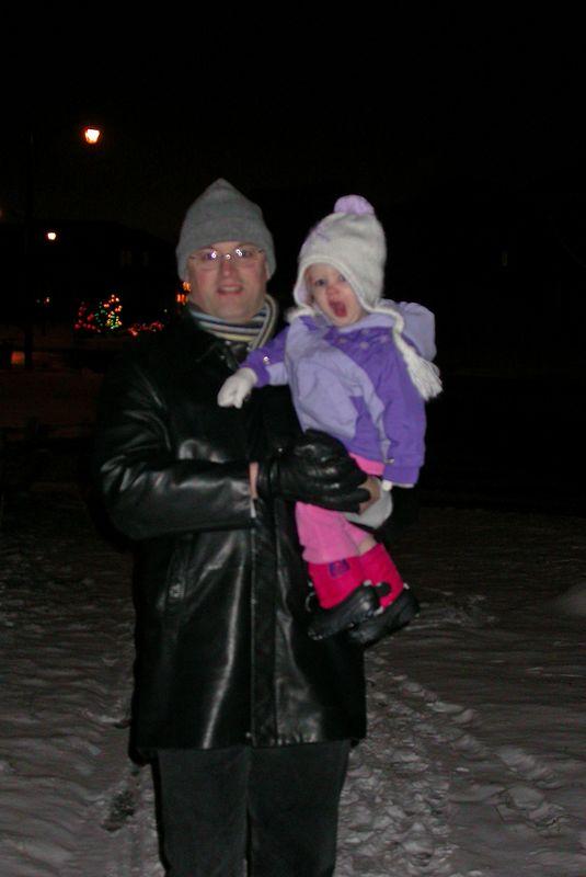 Dec 12th - First Snowfall