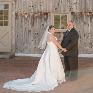 Jennifer & John Lopez- Salem Cross Inn- West Brookfield, MA