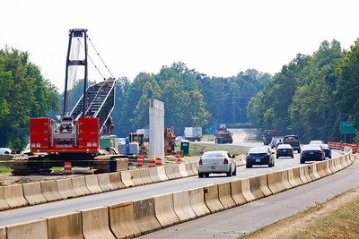 I-85 Widening Project Exit 49-55