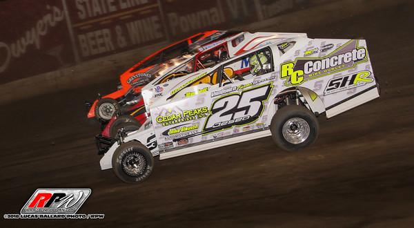 Lebanon Valley Speedway - 6/30/18 - Lucas Ballard