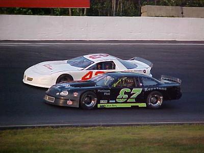 Thompson Speedway 8-2-2001