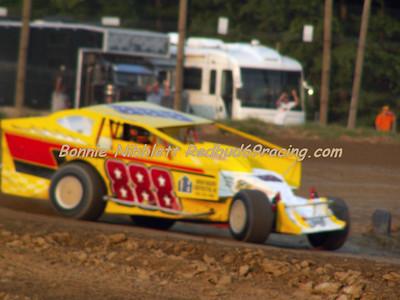 July 28, 2007 Delaware International Speedway Redbud's Pit Shots
