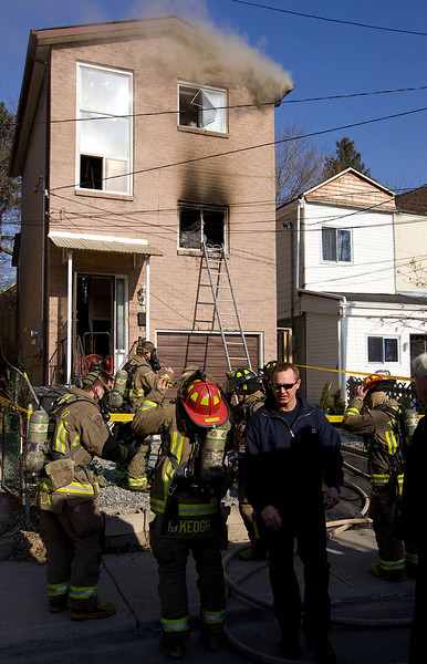March 13, 2009 - Fatal Working Fire (Drug Lab) - 837 Craven Rd