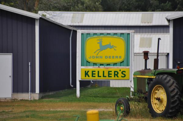 Keller Tractor Museum
