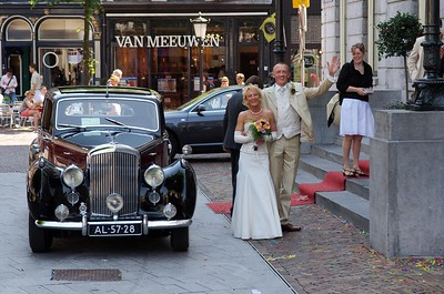 Wedding Gerhard and Karin, 2006.