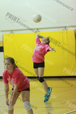 NHS 5th Grade Volleyball 2011
