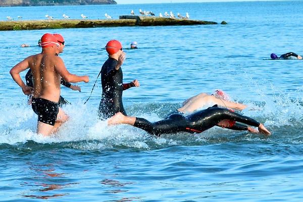 Huntington Triathlon/Duathlon 2012