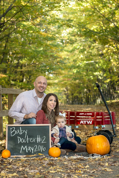 Brad & Carmen - Family/Announcement