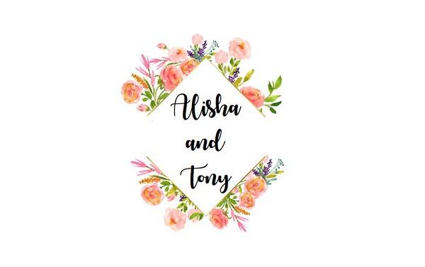 Alisha and Tony