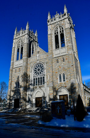 1/22/2019 MIke Orazzi | Staff St. Joseph Church on Federal Hill in Bristol.