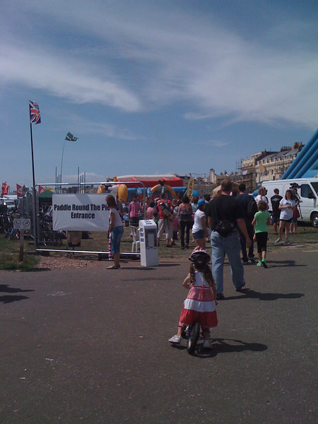 Paddle Round the Pier Festival