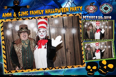 AMM & CJMC FAMILY HALLOWEEN PARTY