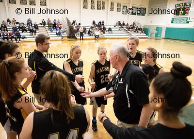 Nauset G JV Basketball v DY 1_15_19
