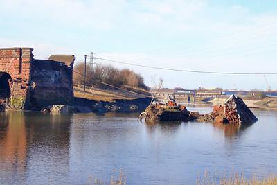 2010 - DRS Workington Flood Relief Trains