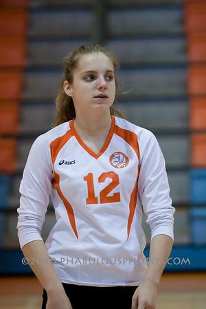 Freshman Girls Volleyball - 2010