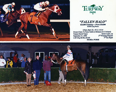 FALLEN HALO - 9/21/2000