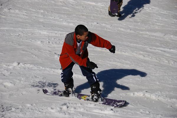 Ski Trip Winter 2008