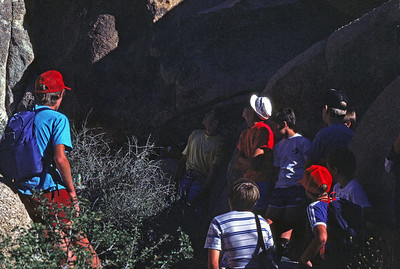 10/25/1985 - Joshua Tree Rockclimbing