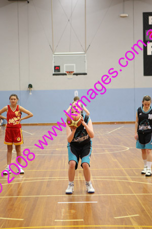 U/14 W Penrith Vs Coffs Harbour 17-8-08