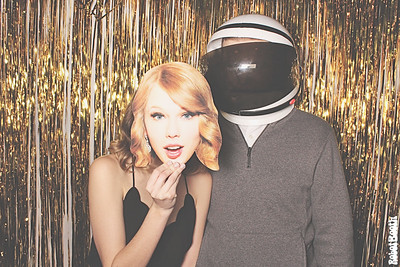 12-14-18 Atlanta The Trolley Barn Photo Booth - Terminus Holiday Party - Robot Booth