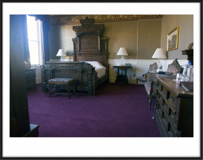 Our room @ the Strater Hotel in Durango CO