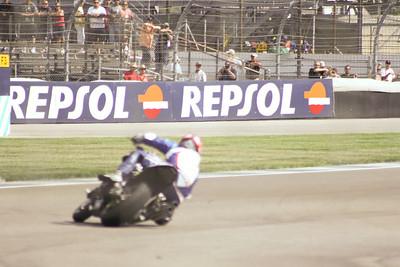 XR Series Crash Indy 2011