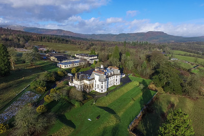 Gartmore House video and images