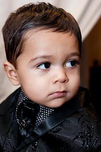 Veer Rana 1st Birthday