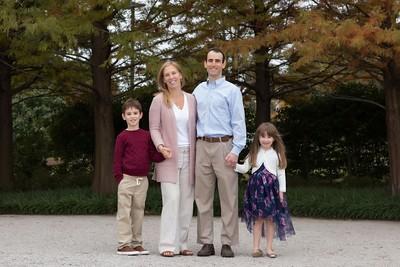 Hamel Family 2020