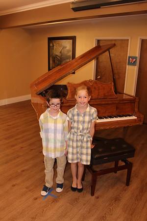 Piano Recital 2015