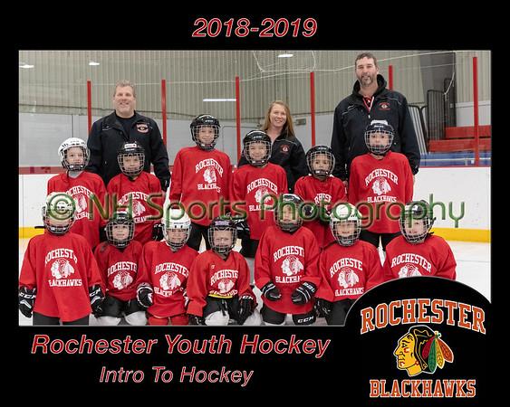 Intro To Hockey