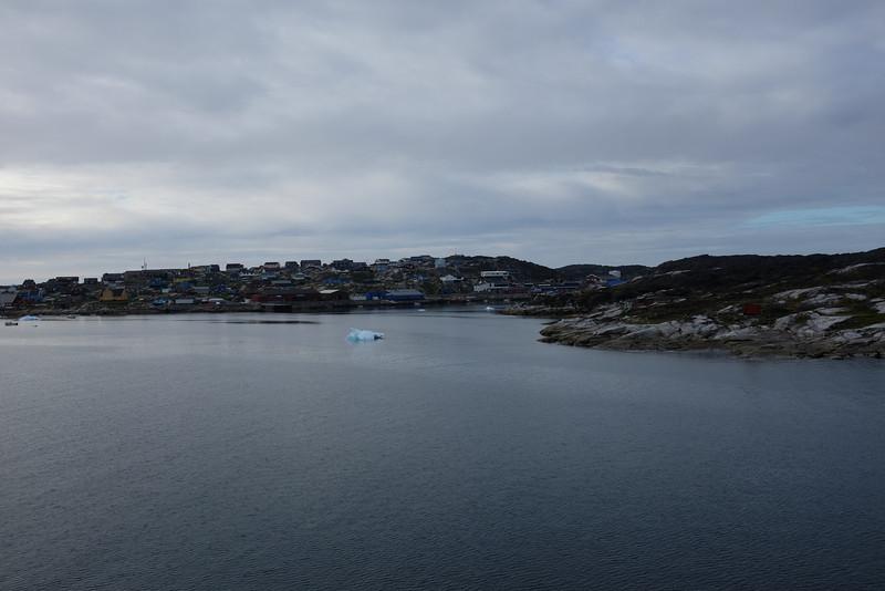 Our First Greenland Landfall - Disko Island