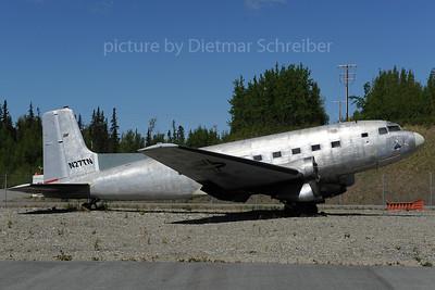 N27TN Douglas C117