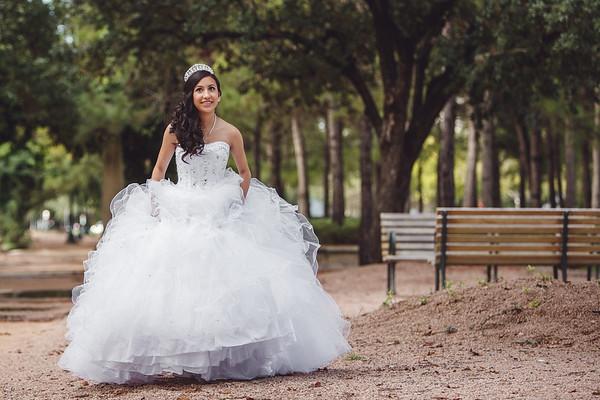 Victoria Pre-Quinceanera