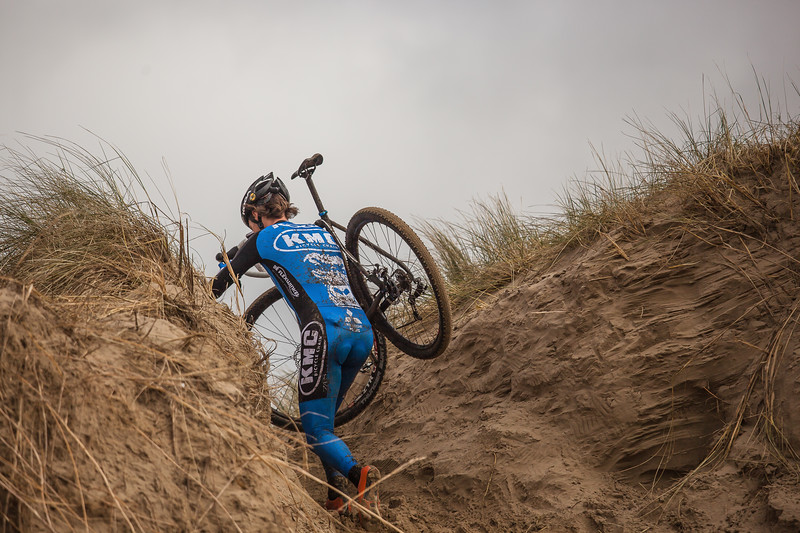 Fastest way over the sand dunes...