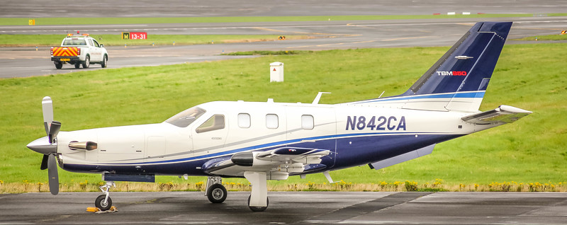 N842CA TBM850