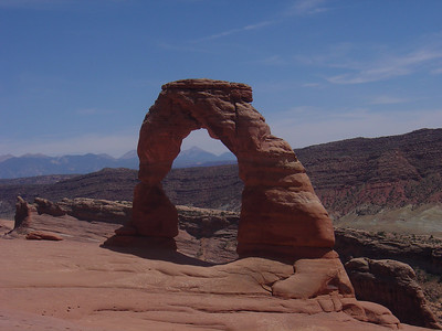 Arches and Rocks