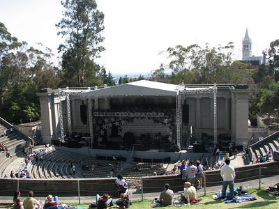 True Colors Tour (The B-52's, Cindy Lauper, et al) - 29 Jun 08 - Greek Theatre - Berkeley, CA