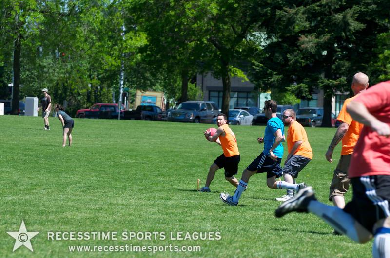 Recesstime Sports Leagues Portland Kickball Spring 2013 Dodgeball Bowling Ping Pong Mushball - 047