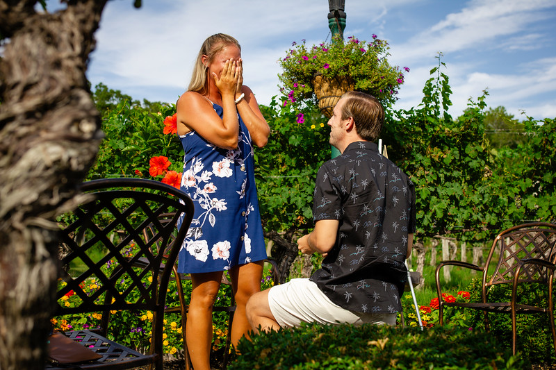 Milligan Engagement