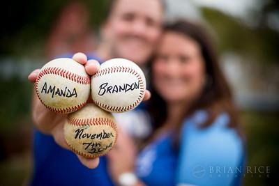 Brandon & Amanda, Engagement Pics 10.12.14