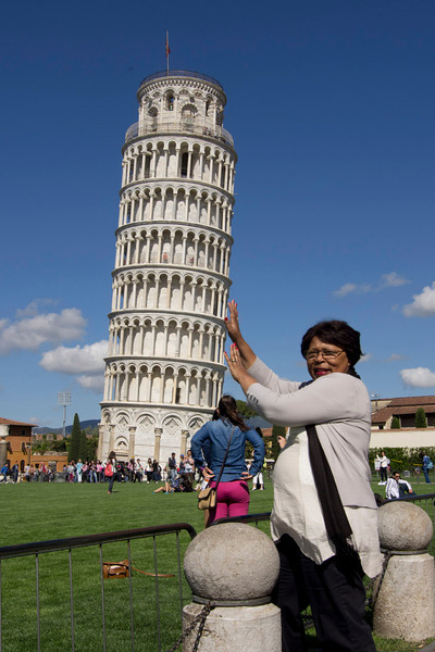 Pat Holding up the tower.jpg