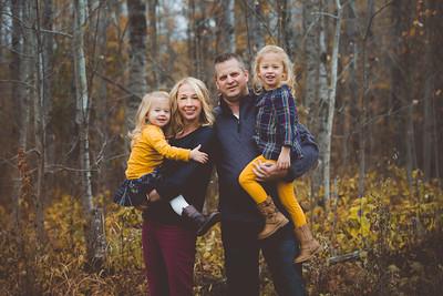 Phaneuf, K. Family Fall 2018