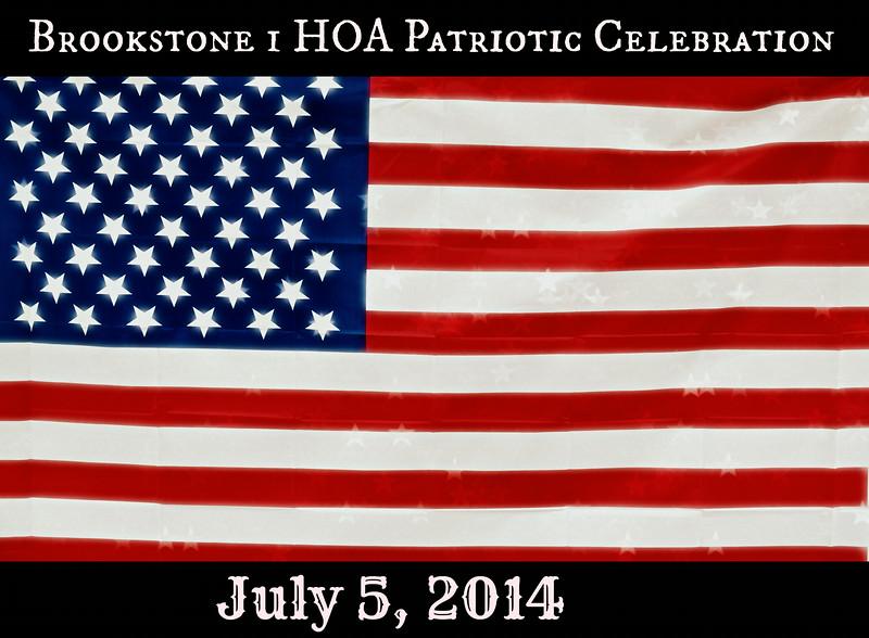 Brookstone Patriotic Celebration