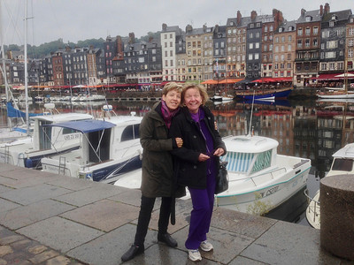France, Oct 2013 - Normandy, Brittany, Paris