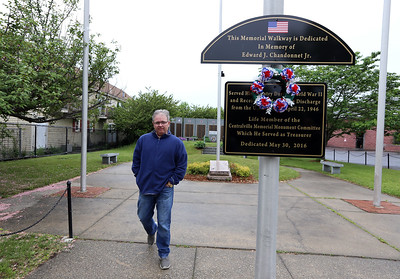 Lowell veterans memorial 052218